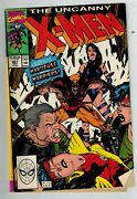 The Uncanny X-men 2611st Team App Of Hardcase And The Harriers Vg-