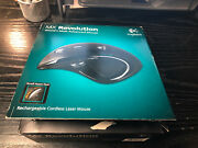 Logitech Mx Revolution Worlds Most Advanced Mouse Free Shipping