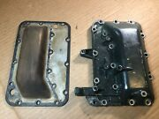 Evinrude Johnson 1970 33hp Inner And Outer Exhaust Cover 304761 312654 Omc