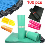 Single Use Storage Envelope Shipping Bag Color Self Adhesive Pack Wrapping Bag