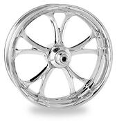 Performance Machine 21 X 3.5 Pm Forged Luxe 1204-7106r-luxaj-ch Wheels Billet Wh