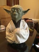 11 Yoda Bust Sideshow Collectibles