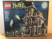Lego Monster Fighters - Haunted House - 10228 - New And Sealed