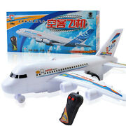 Rc Airplane Model Outdoor Toys For Kid Boy Remote Control Plane Plastic