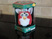 Furby 1999 Special Limited Edition Christmas Holiday Electronic Sealed Box