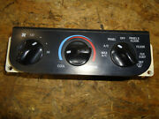 1997 1998 Ford Expedition A/c Heater Climate Control Unit F65h-19c733-aa