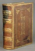 Illuminated Bible Containing The Old And New Testaments Translated Out 1st 1846