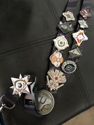 Destiny Armory Series 3 Pins Complete Set Pax West 2019 Exclusive Crucible Badge