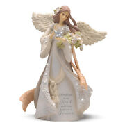 Iand039ll Hold You In My Heart - Karen Hahn Remembrance Angel Figurine