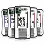 Head Case Luggage Tags 2 Hybrid Case And Wallpaper For Apple Iphones Phones