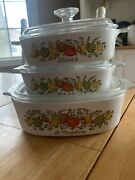 Vintage Tupperware Bowls With Lids