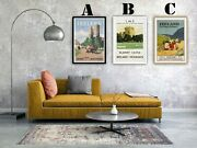 Ireland Travel Vintage Advertising Art Print Posters. Choice Of 3 Great Prints