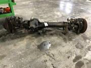 2013-2016 Ford F250 Front Axle Assembly Srw 3.55
