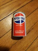 Mini Pepsi Cola Can England 1986 150ml Blue Top - Great Colors And Condition