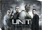 The Unit The Complete Series By 20th Century Fox   Mint