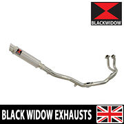 Crf1000l Crf 1000 Africa Twin De-cat Exhaust System Stainless Silencer Sg35r