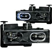 Anzo 111007 Headlight For 88-98 Chevrolet C1500 Left And Right