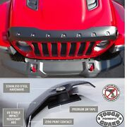 2020 Jeep Gladiator Tough Formfit Guard Smooth Hood Protector Ts-7w18