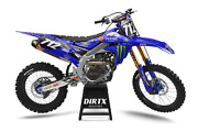 New Dirtx Industries Custom Boost 2 Complete Graphics Kit Yz Yzf 85 125 250 450
