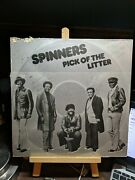 Pick Of The Litter By The Spinners Vinyl - Signed By All Original Band Members