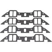 Ms90175 Felpro Set Intake Manifold Gaskets New For Town And Country Ram Van Fury