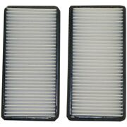 Cf1123f Ac Delco Set Of 2 Cabin Air Filters New For Chevy Olds Trailblazer Pair