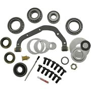 Yk Gm14t-c Yukon Gear And Axle Differential Installation Kit Rear New For Chevy