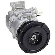 471-1631 Denso A/c Ac Compressor New With Clutch For Toyota Camry 2009-2011