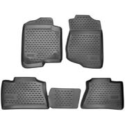 74-41-41025 Westin Floor Mats Front New Black For Toyota Sienna 2011-2013