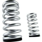 12600 Belltech Set Of 2 Lowering Springs Front New For Chevy Ram Truck Pair