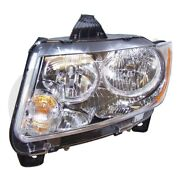 55079379ae Headlight Lamp Driver Left Side New Lh Hand For Jeep Grand Cherokee