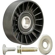 89087 Dayco Accessory Belt Idler Pulley New For Saab 9-5 900 9000 1986-1998