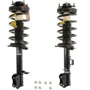 Set-kysr4105-f Kyb Set Of 2 Shock Absorber And Strut Assemblies New Lh And Rh Pair
