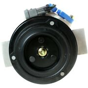 Cs20039 Delphi A/c Ac Compressor New For Chevy Avalanche Express Van With Clutch