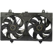 620-455 Dorman Cooling Fan Assembly New For Nissan Sentra 2007-2012
