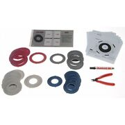 Shim1c Moog Camber And Alignment Kit Rear New For Olds Vw Cutlass J2000 Camry Ls