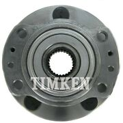 512157 Timken Wheel Hub Rear Driver Or Passenger Side New For Town And Country