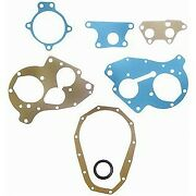 Tcs45114 Felpro Timing Cover Gasket New For Chevy Express Van Styleline Savana