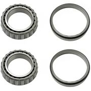 Set-tmset408-2 Timken Wheel Bearings Set Of 2 Front Or Rear New For Chevy Pair