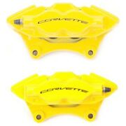 Set-ac1722656-r Ac Delco 2-wheel Set Brake Calipers Rear Driver And Passenger Side