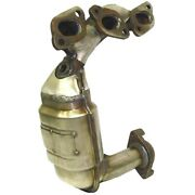 30488 Eastern Catalytic Converter Front Driver Left Side New Lh Hand For Escape