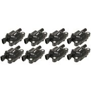 55118 Msd Ignition Coils Set Of 8 New For Chevy Express Van Suburban Savana