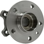 Wh512414 Quality-built Wheel Hub Rear Driver Or Passenger Side New Rh Lh For S80