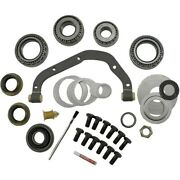 Yk T7.5-v6 Yukon Gear And Axle Differential Installation Kit Front New For Truck