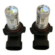 Rt28047 Rt Off-road Fog Light Bulbs Lamps Set Of 2 Front Driver And Passenger Pair