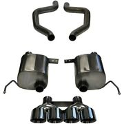 14766 Corsa Exhaust System New For Chevy Coupe Chevrolet Corvette 2015-2019