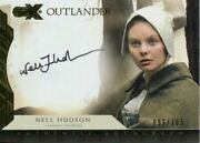 Outlander Czx Autograph Card Nh Nell Hudson As Laoghaire Mackenzie