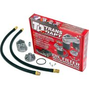 1150 Transdapt Oil Filter Relocation Kit New For Chevy Olds S10 Pickup Suburban