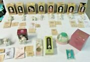 Lot Of 13 Precious Moments Collectibles Figurines, Ornaments, Spoon, Key Chain