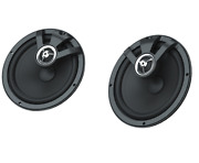 Indian Motorcycle Powerband Audio 6.5 Amplified Fairing Speakers For Challenger